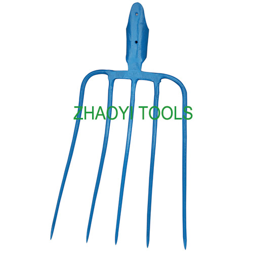 forging tip socket whole forging digging muck manure hay forks