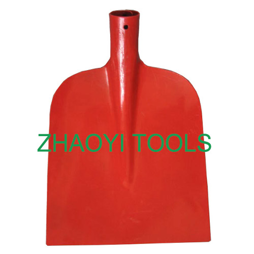 Europe type square garden snow sanding digging spade shovel