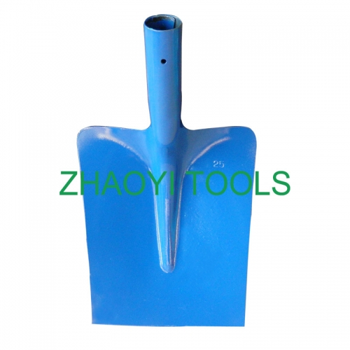 Europe type trapezio garden snow sanding digging spade shovel