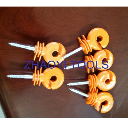 electric fencing accessories posts screw nail insulators