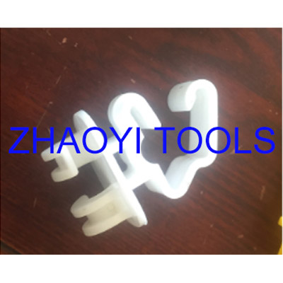 fencing accessories cable tape rope plastic clips insulators