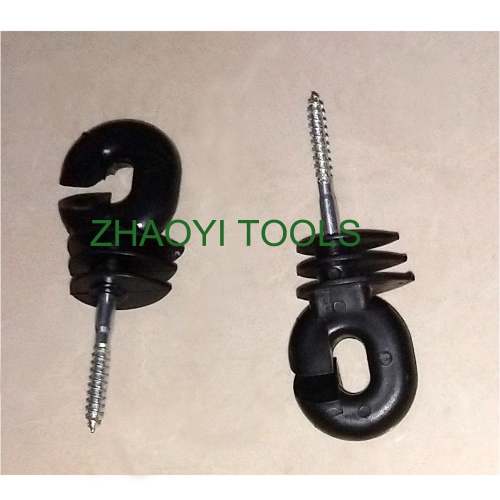 electric fencing accessories screw nail insulators