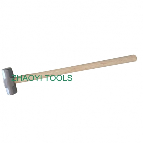 wood handle power strike sledge hammer