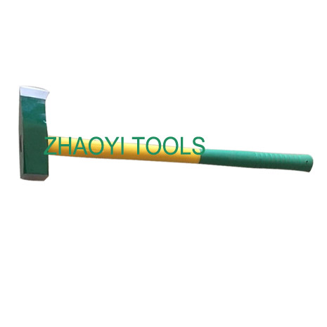 fiberglass handle forging wood split maul axes