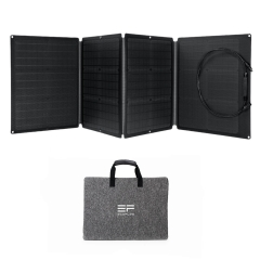 110W Solar Panel, Max 4X110W chained to get more power