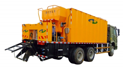 10CBM Slurry Paver / Micro-surfacing Paver