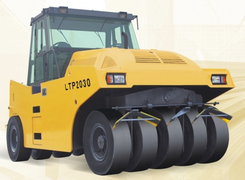16-30 ton Road Roller