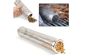 Smoking Guide for a Pellet Smoker Tube?