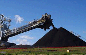 How is Mining of coal?