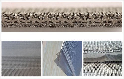Multi-layer Sintered wire mesh Filter Cartridge