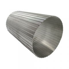Reverse Formed Wedge Wire Pipe