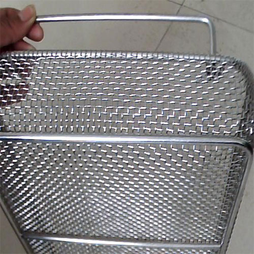 Disinfection Sterilized Basket for Medical