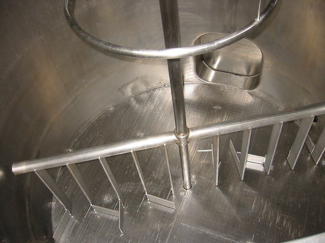 Lauter Tun Wedge Wire Screen False Bottom for berewery