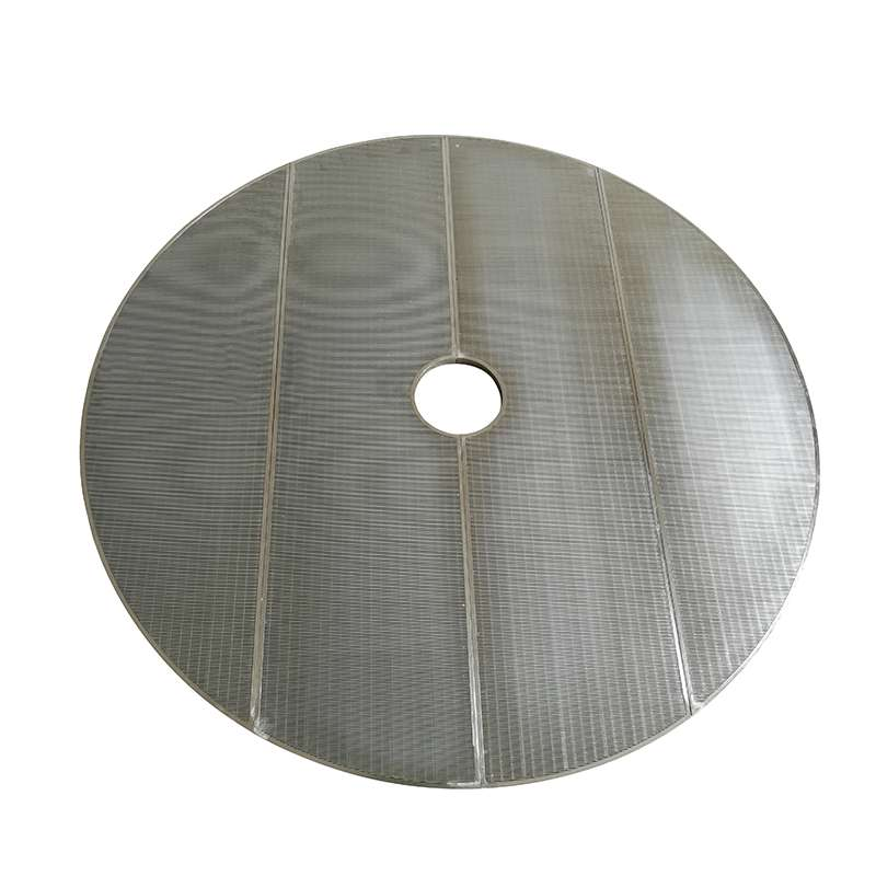 Lauter Tun Wedge Wire Screen False Bottoms
