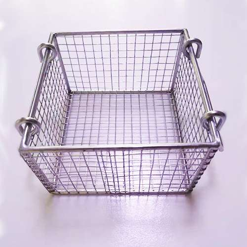 Stainless Steel Fry Basket for Deep Food Factory
