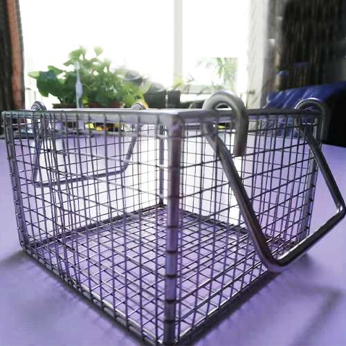 Stainless Steel Fry Basket for Deep Food