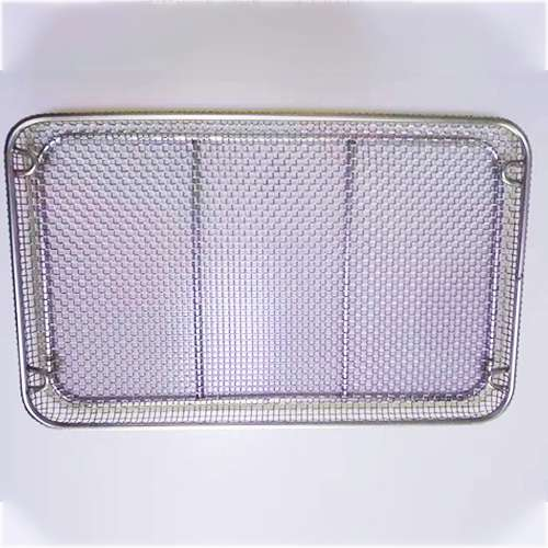 Wire Mesh Tray for Sterilization