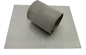 Multi-layer Sintered Filters - a New Fine Materials for Filtration