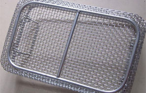 How Often Replace Disinfection Sterilizer Basket?