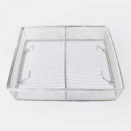 Wire Mesh Basket for Disinfection
