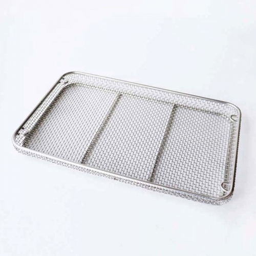 Medical Laboratory Disinfection Basket