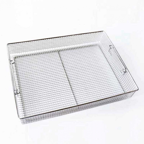 Stainless Steel Medical Sterilization Baskets