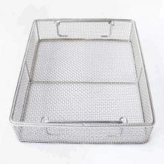 Medical Sterilization Mesh Basket