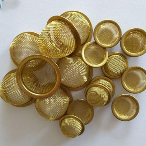 Pipe Screens Conical Brass Filter Screen Bowl