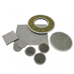 Woven Wire Mesh Disc