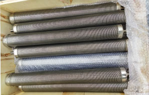 Wedge Wire Screen Cylinder Production Completed