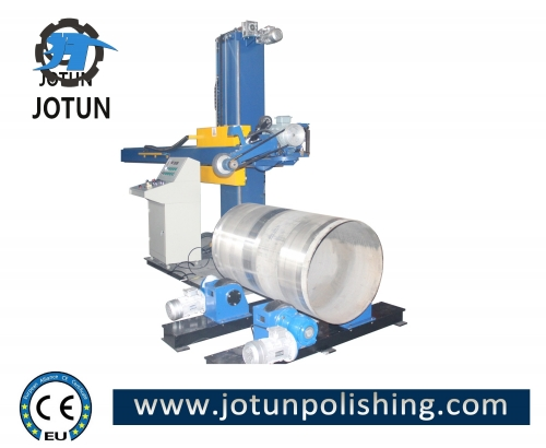Metal Surface Grinding Machine for Stainless Steel Tank