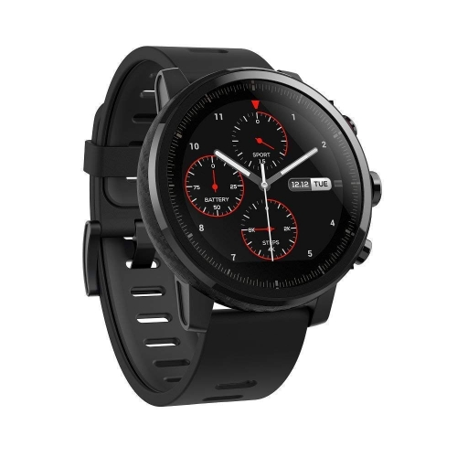 Amazfit Stratos Multisport Smartwatch with VO2max, All-Day Heart Rate and Activity Tracking, GPS, 5 ATM Water Resistance