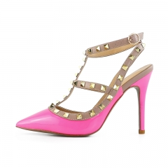 Pink Patent Leather