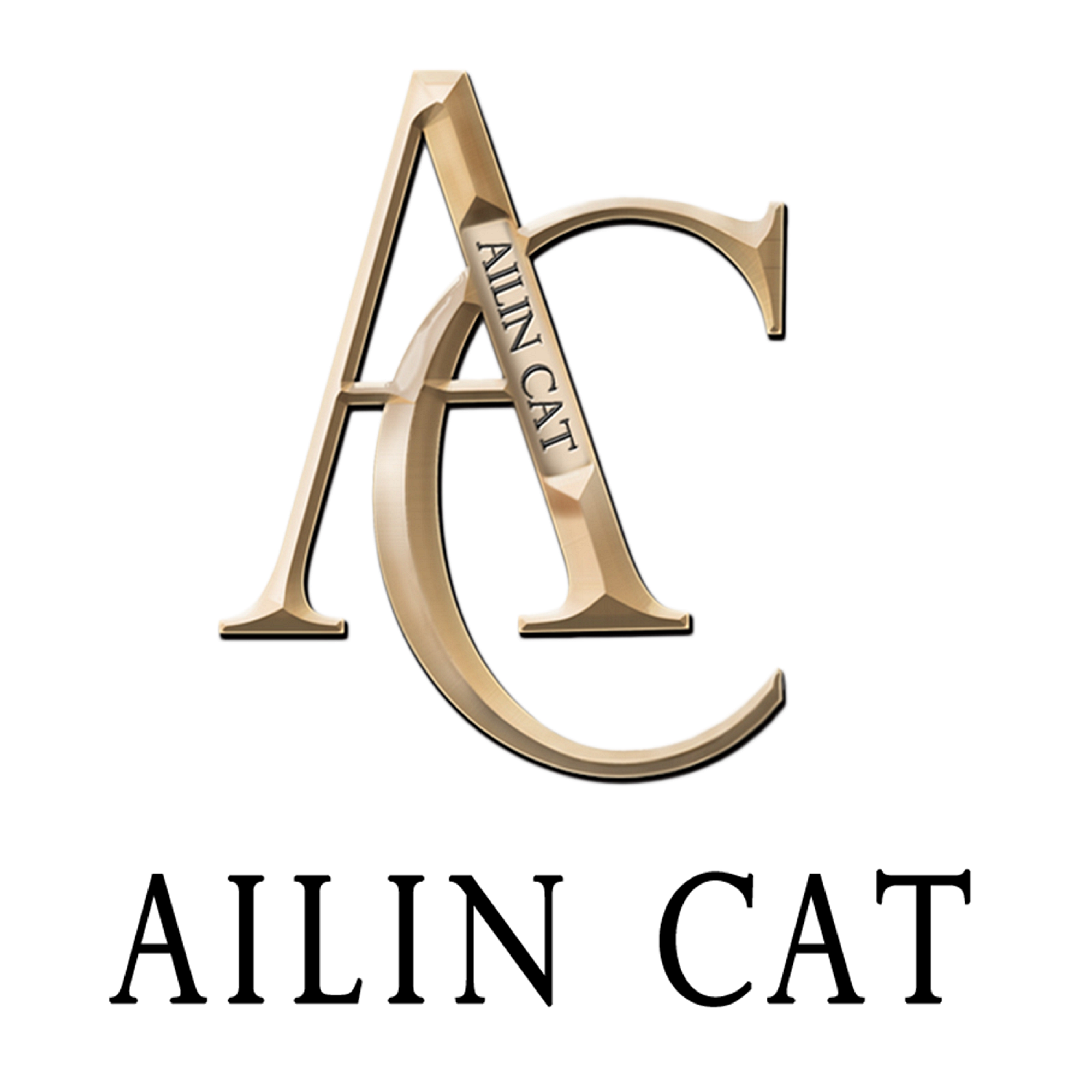 Ailin Cat Leather Fashion Shoes For Women