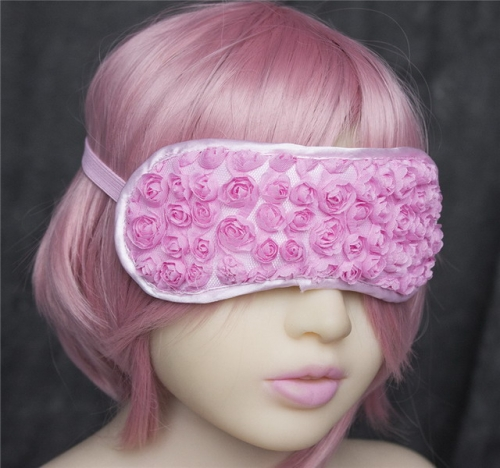 MOG Elastic band flirting eye mask
