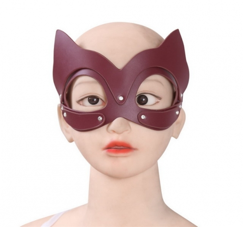 MOG Fox cat binding eye mask
