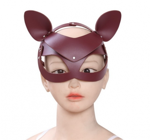 MOG Fox cat binding ear eye mask
