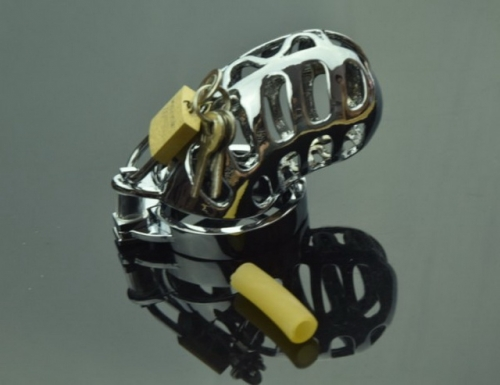 MOG New metal chastity JJ lock device