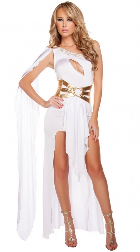 MOG New Ancient Greek Mythology Goddess Dress