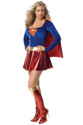 MOG Superman Costume Cosplay