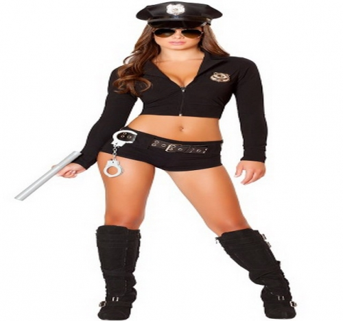 MOG  New Halloween Split Constabulary Uniform