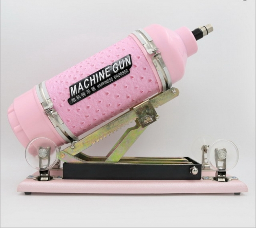 MOG Female fully automatic telescoping gun machine