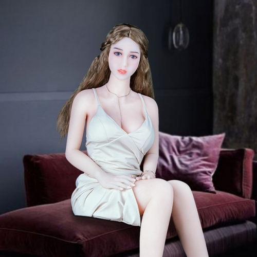 MOG 1: 1 simulation human full solid silicone doll