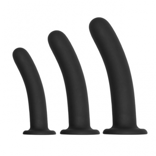 MOG Anal Massager Silicone Anal Plug Male and Female Anal Anal Strip Prostate Adult Products Masturbation Device Sex toys