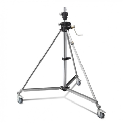 Super Wind Up Steel Roller Stand (3-Sections)