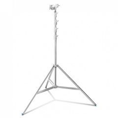 Super Tall Combo Steel Stand (5-Sections) with 4-1/2 Grip Head