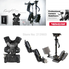 MOVCAM Knight D202a steadicam load 35lb Seld+ Arm+ Vest for RED ONE camera Film