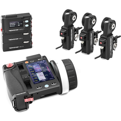MOVCAM 3 AXIS WIRELESS LENS CONTROL SYSTEM (MOV-501-101)