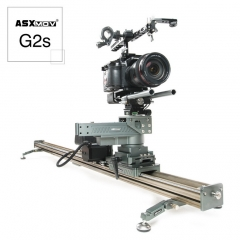 ASXMOV G2S wireless timelapse video stabilizer track rail system motorized video camera dolly slider for dslr camera camcorder  BLACK FRIDAY