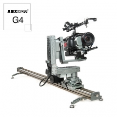 ASXMOV G4 Connectable wireless/APP controlled video stabilizer motorized track system camera dolly slider for video shooting